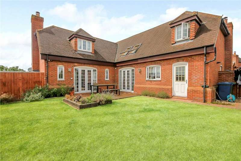 3 Bedrooms Detached House for sale in Greenhaze Lane, Great Cambourne, Cambridge, CB23