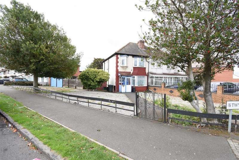 3 Bedrooms Semi Detached House for sale in Twyford Road, Ward End, Birmingham