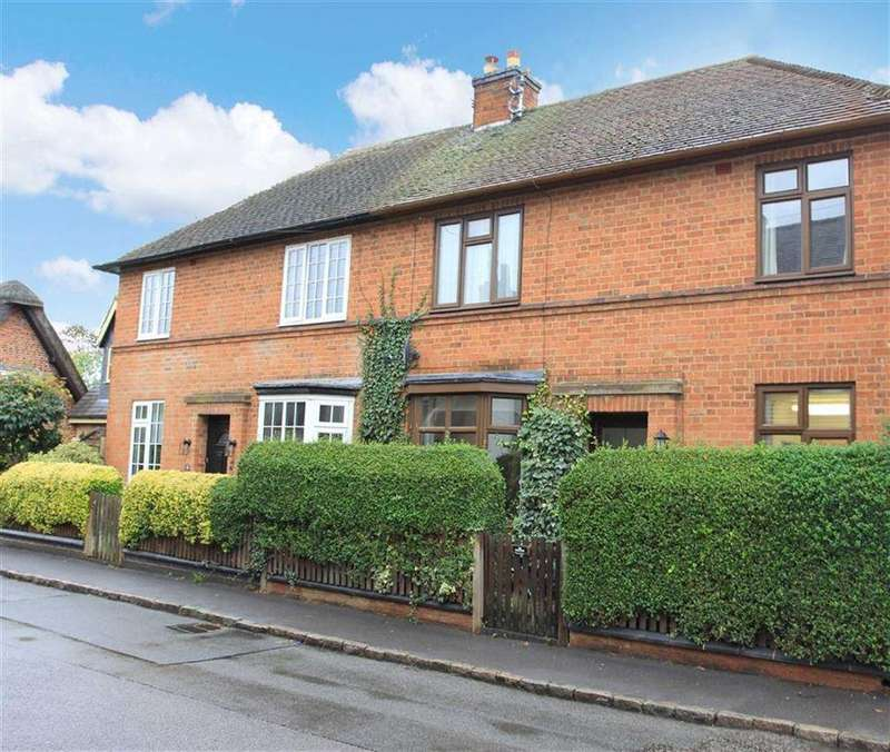 3 Bedrooms Semi Detached House for sale in Church Street, Billesdon, Leicester