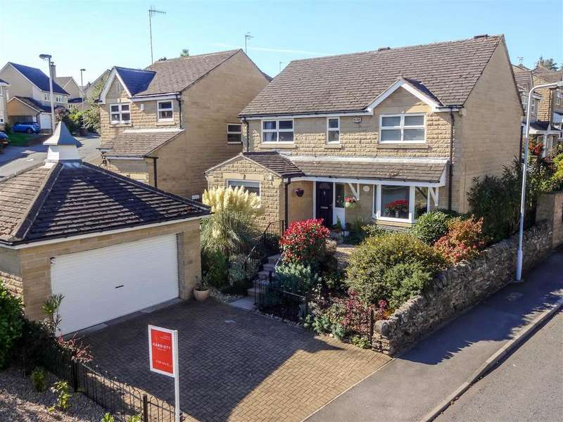 4 Bedrooms Detached House for sale in Apperley Road, Bradford