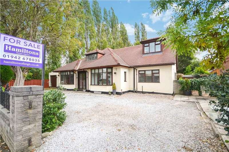 5 Bedrooms Detached House for sale in St Helens Road, Pennington, Leigh