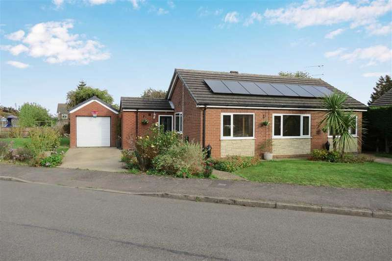 4 Bedrooms Detached Bungalow for sale in Bishops Road, Leasingham