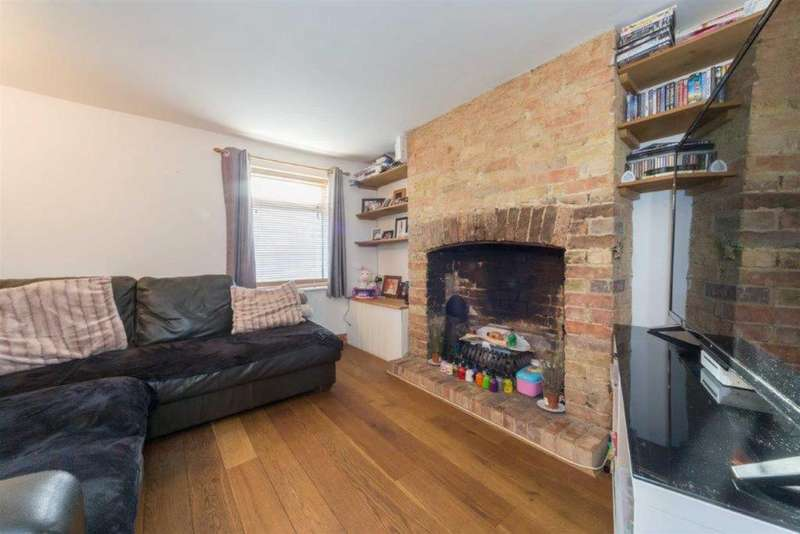 2 Bedrooms Terraced House for sale in Station Road, Toddington