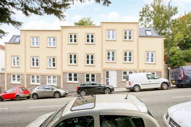 2 Bedrooms Flat for sale in 16a Hampton Road, Redland, Bristol
