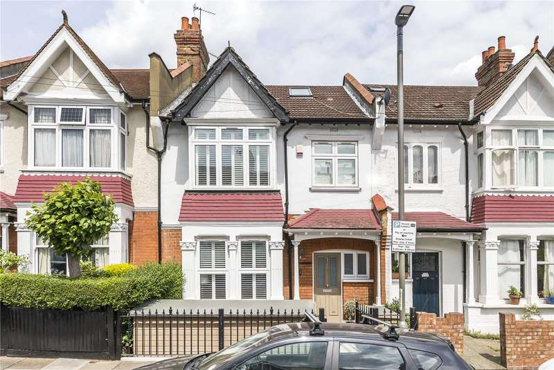 5 Bedrooms Terraced House for sale in Fircroft Road, London, SW17