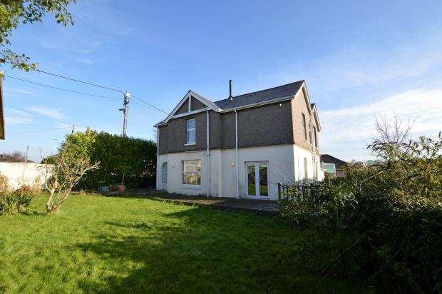 4 Bedrooms Detached House for sale in Plymstock Road, Plymstock, Plymouth, Devon