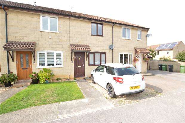 2 Bedrooms Terraced House for sale in York Close, Yate, BRISTOL, BS37 5XA