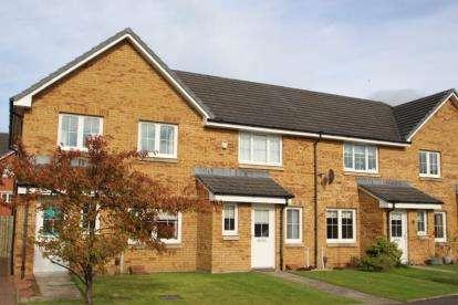 3 Bedrooms Terraced House for sale in Moorpark Square, Renfrew, Renfrewshire
