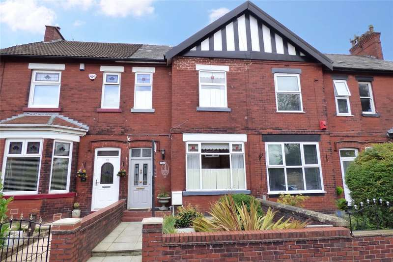 3 Bedrooms Terraced House for sale in Belgrave Road, New Moston, Manchester, M40