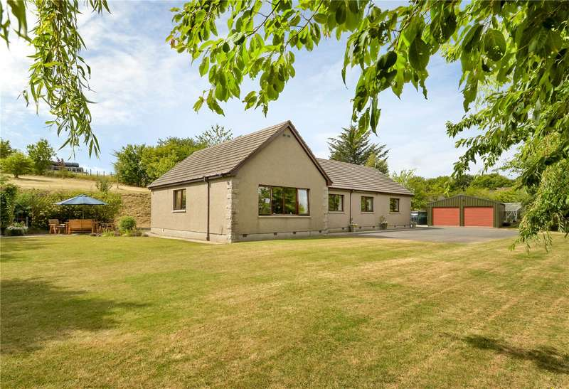5 Bedrooms Detached House for sale in Cuilgrianan, Insch, Aberdeenshire, AB52