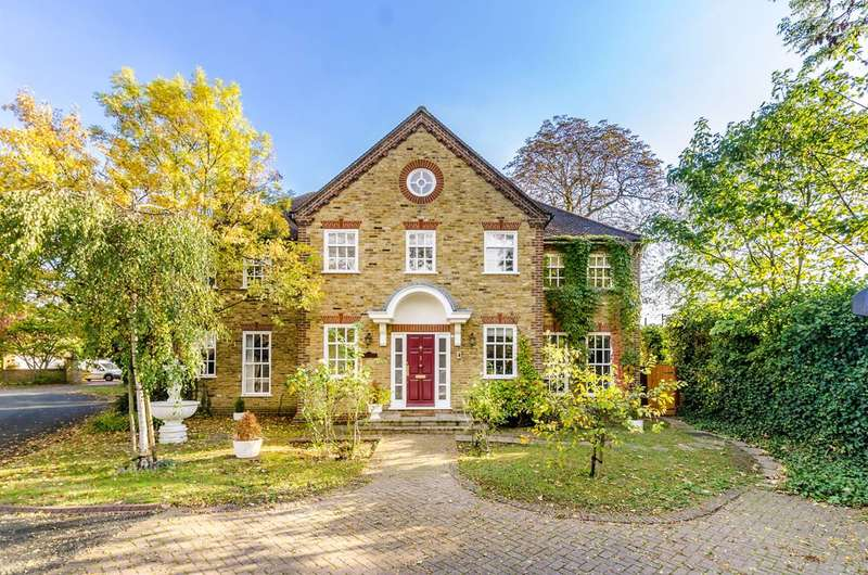 5 Bedrooms House for sale in Hambledon Place, Dulwich Village, SE21