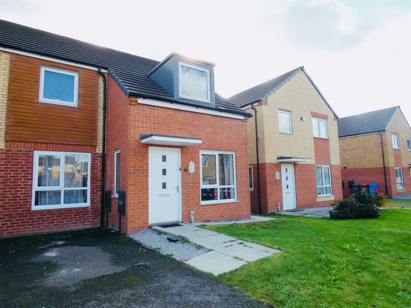 5 Bedrooms Semi Detached House for sale in Metcombe Way, Manchester, Greater Manchester, M11