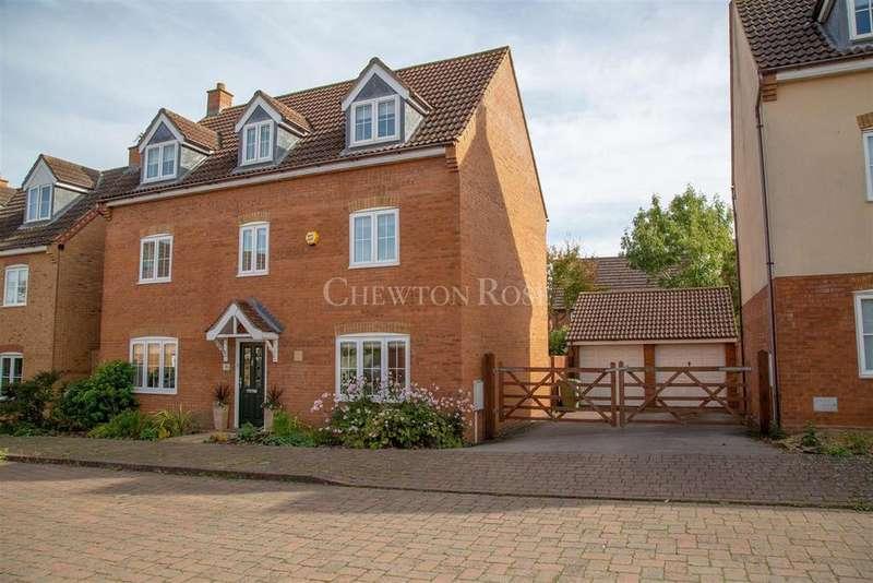 5 Bedrooms Detached House for sale in Grange Farm