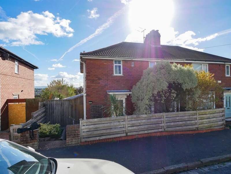 3 Bedrooms Semi Detached House for sale in Knowle, Bristol
