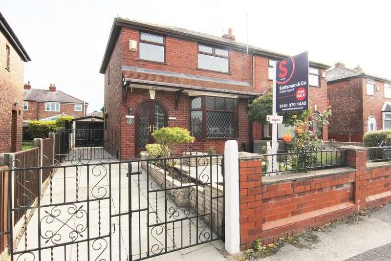 3 Bedrooms Semi Detached House for sale in 21 Byron Avenue Droylsden