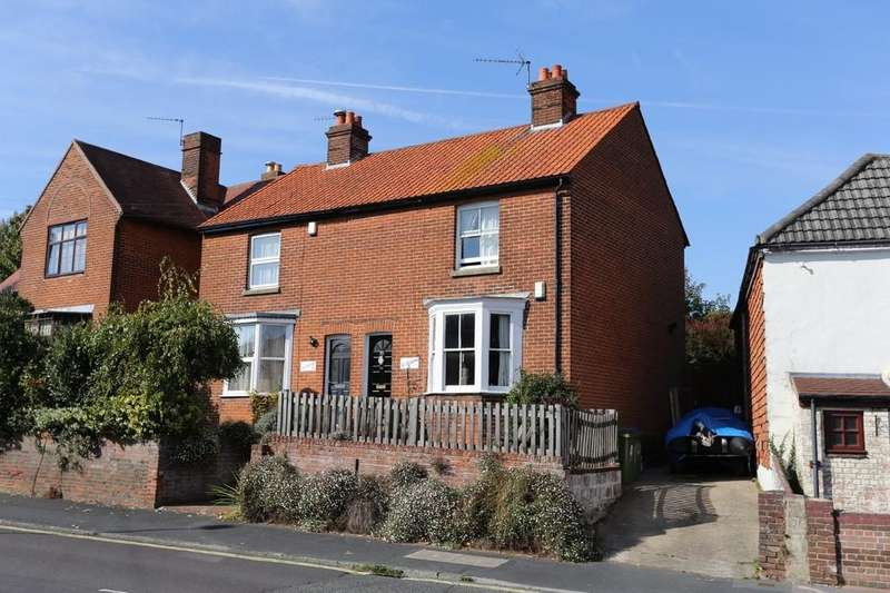 2 Bedrooms Cottage House for sale in Old Gosport Road, Fareham