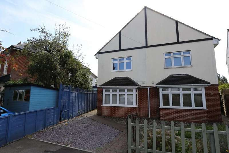 5 Bedrooms Semi Detached House for sale in Beaconsfield Road, Fareham