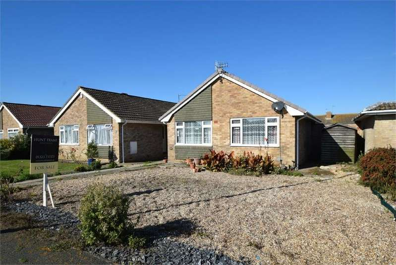 2 Bedrooms Detached Bungalow for sale in Wordsworth Drive, Poets Estate, East Sussex