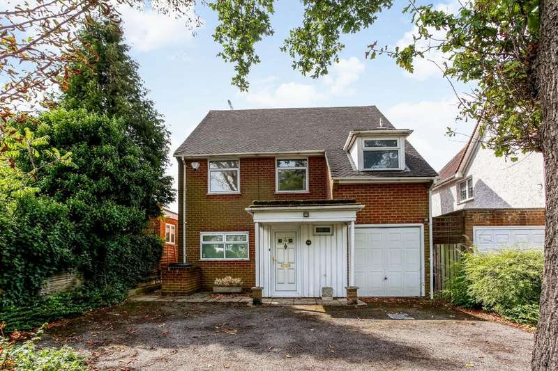 4 Bedrooms Detached House for sale in Shinfield Road, Reading, RG2