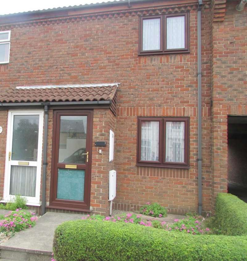 2 Bedrooms Terraced House for sale in Twyford Avenue, Stamshaw, Portsmouth