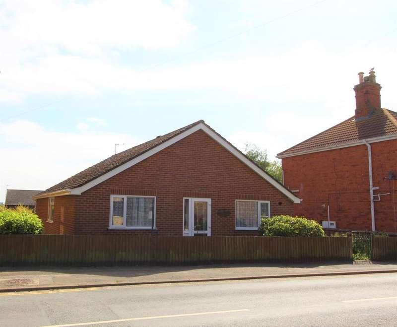 2 Bedrooms Bungalow for sale in Halton Road, Spilsby, PE23 5LA