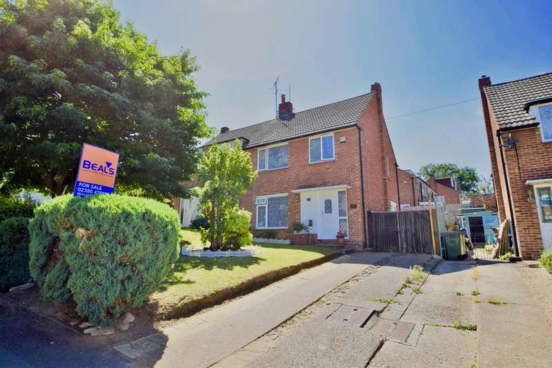 3 Bedrooms Semi Detached House for sale in Kingsfold Avenue, Townhill Park