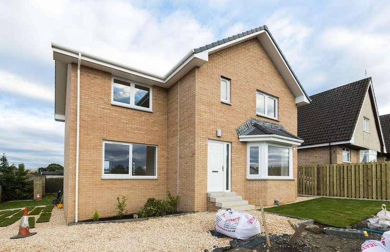 4 Bedrooms Detached House for sale in Chestnut Grove, Gartcosh