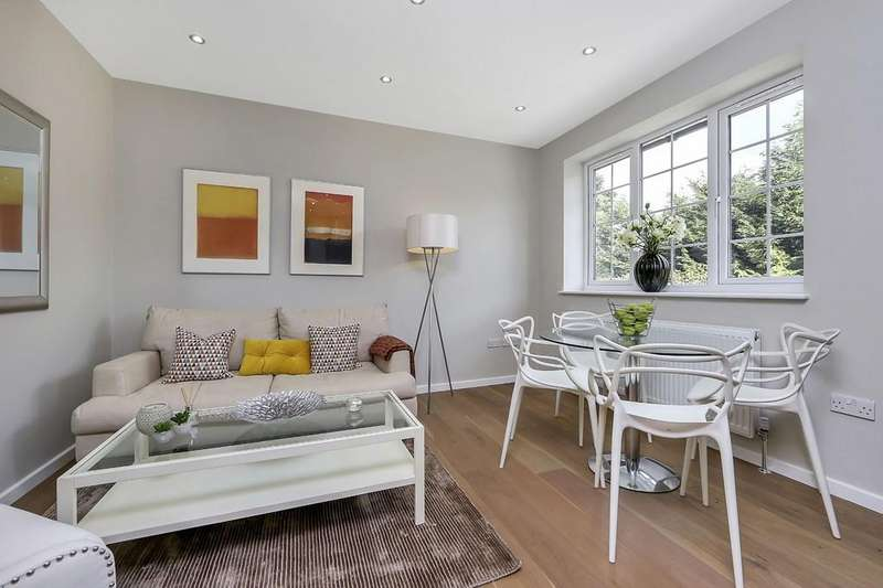 3 Bedrooms Apartment Flat for sale in Church Lane, East Finchley N2