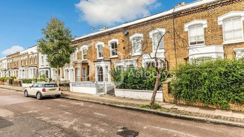 3 Bedrooms Terraced House for sale in Chatterton Road, Finsbury Park N4