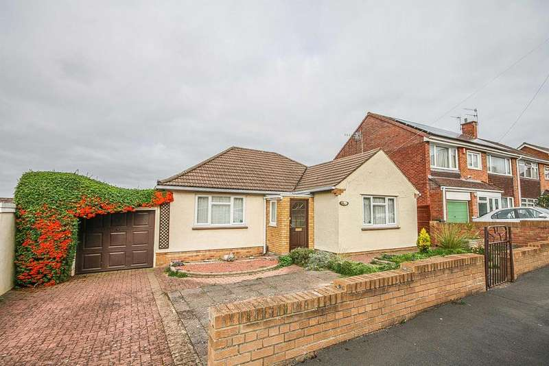 3 Bedrooms Detached Bungalow for sale in Wingfield Road, Lower Knowle, Bristol, BS3 5EQ