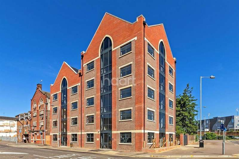 1 Bedroom Flat for sale in Stunning New Build Apartments