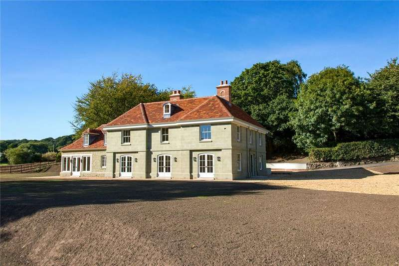 5 Bedrooms Detached House for sale in Donhead St Mary, Shaftesbury, SP7
