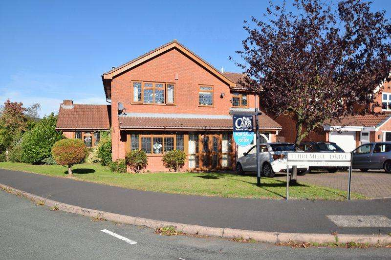4 Bedrooms Detached House for sale in Thirlmere Drive, Essington, Wolverhampton