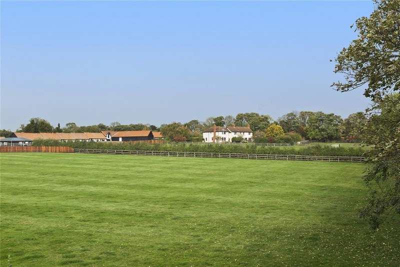 5 Bedrooms Equestrian Facility Character Property for sale in Snailwell Stud, Short Road, Snailwell, Newmarket, CB8