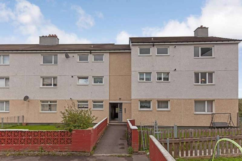 3 Bedrooms Flat for sale in Dunphail Drive, Glasgow, Glasgow, G34 0DA