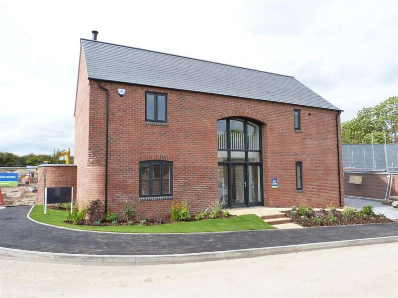 4 Bedrooms Detached House for sale in London Road, Great Glen, Leicester