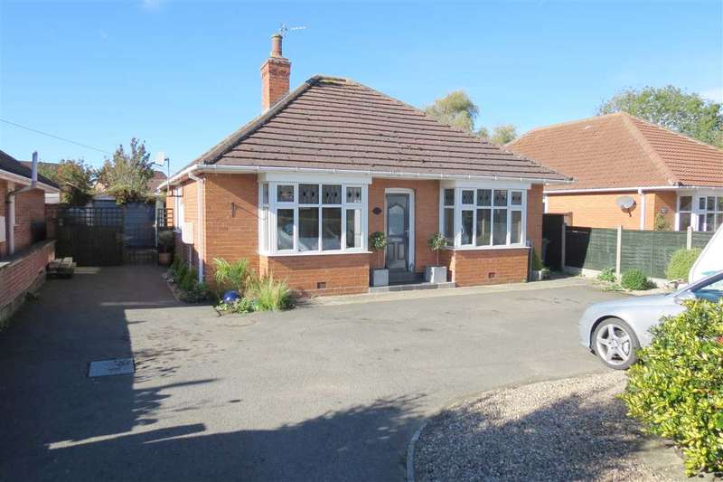 3 Bedrooms Detached Bungalow for sale in Lincoln Road, Ruskington