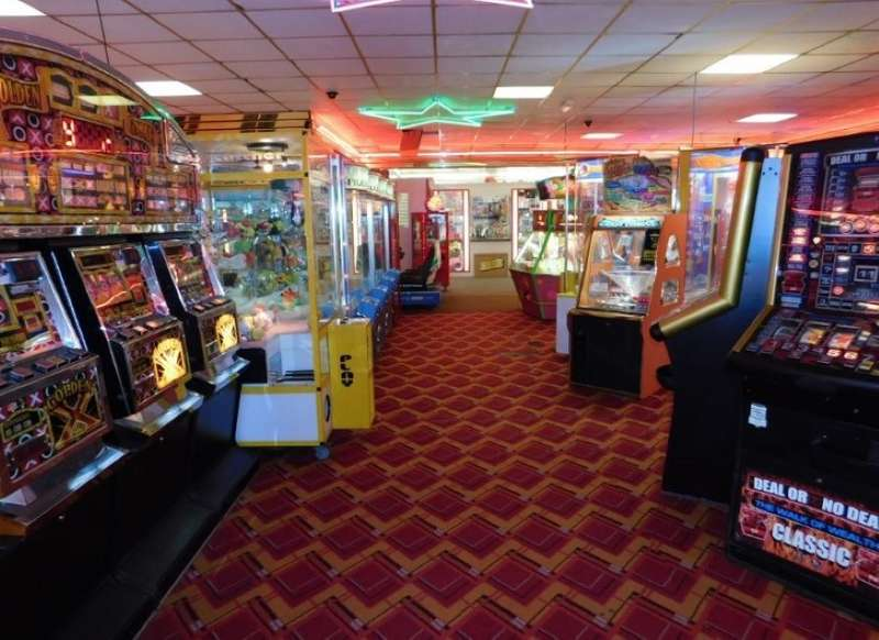 Commercial Property for sale in Greens Amusements, The Esplanade, Chapel St. Leonards, Skegness, Lincolnshire