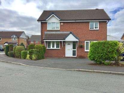 3 Bedrooms Detached House for sale in Burrington Close, Fulwood, Preston, Lancashire