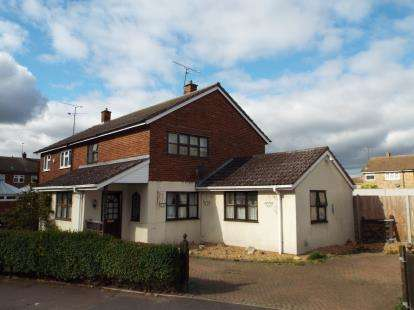 4 Bedrooms Semi Detached House for sale in Kent Road, Houghton Regis, Dunstable, Bedfordshire