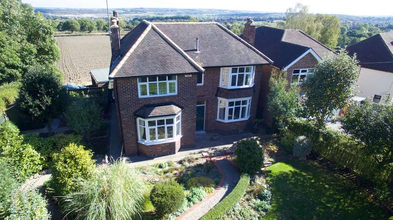 3 Bedrooms Detached House for sale in Whitley Lane, Grenoside, Sheffield, S35 8RP