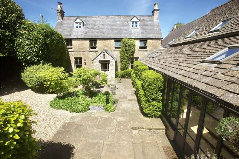 4 Bedrooms Detached House for sale in Jackbarrow Road, Winstone, Cirencester, Gloucestershire
