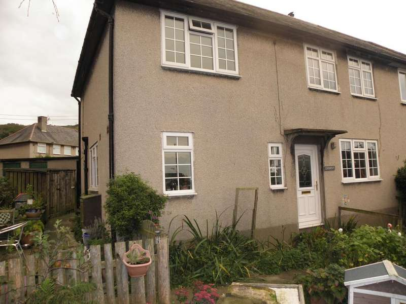 3 Bedrooms Semi Detached House for sale in 10 Godre'r Gaer LL37 2JZ