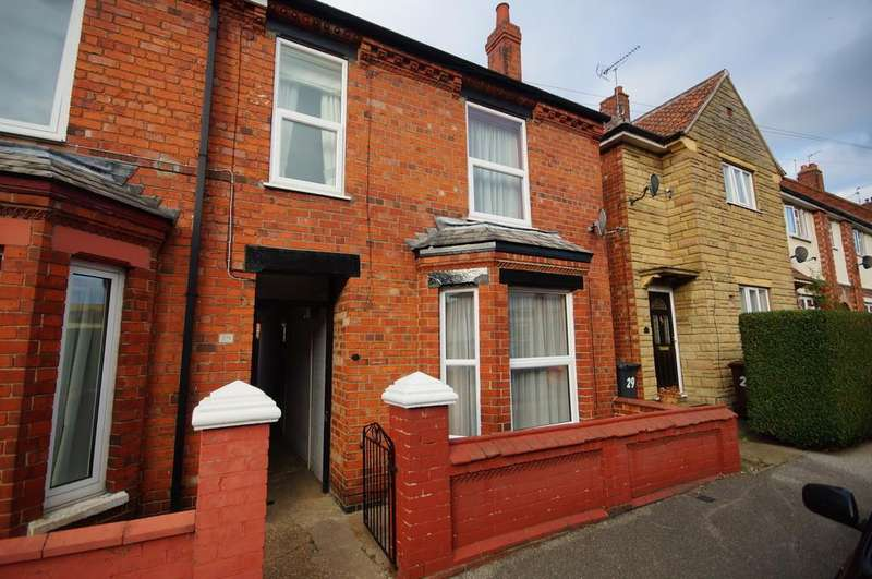 3 Bedrooms End Of Terrace House for sale in Elder Street, Lincoln