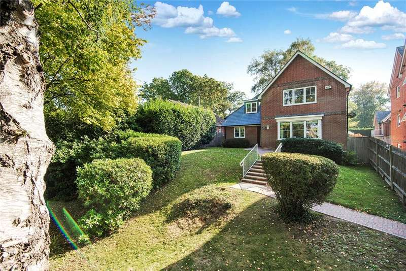4 Bedrooms Detached House for sale in Winchester Road, Chandlers Ford, Hampshire, Hampshire, SO53
