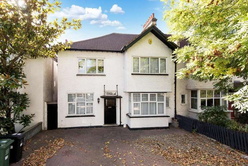 5 Bedrooms Semi Detached House for sale in Chinbrook Road, Grove Park