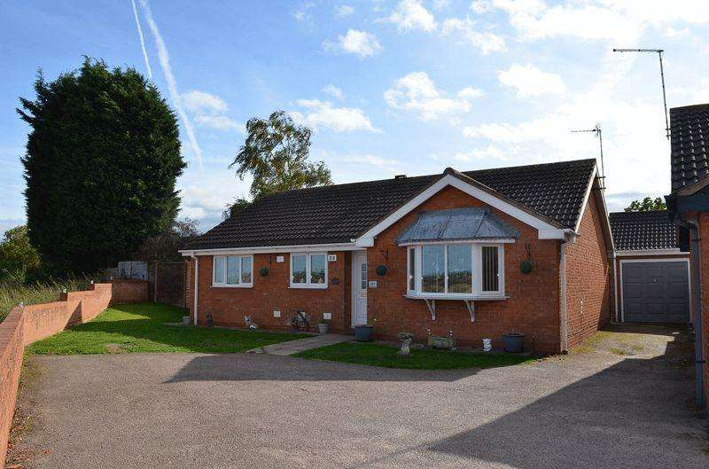 3 Bedrooms Detached Bungalow for sale in Colby Road, Thurmaston