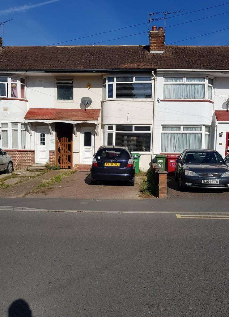 3 Bedrooms Terraced House for sale in Bower Way, Slough, SL1