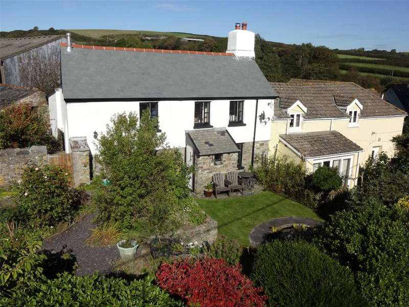 4 Bedrooms Semi Detached House for sale in West Down, Devon