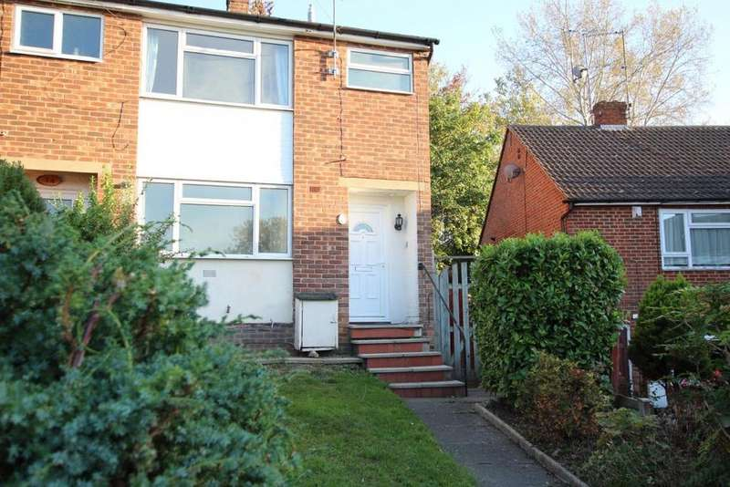 3 Bedrooms End Of Terrace House for sale in Tanhouse Lane, Wokingham, RG41